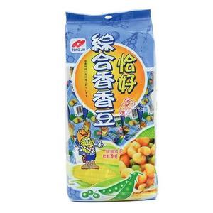 統記 恰好 綜合香香豆 300g