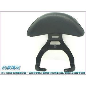 【洪氏雜貨】 A4715161241  台灣機車精品 MANY後靠背組 黑色一組入(現貨+預購)  靠背  機車椅背