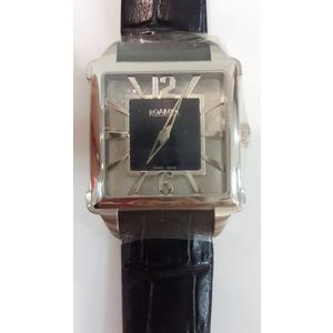 ROAMER-手動上鍊機械錶-黑面