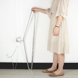 超大不鏽鋼衣架(單個) 85cm 衣架 大衣架 曬衣架 不鏽鋼 不銹鋼 居家 棉被 床單 浴巾