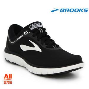 【BROOKS】女款輕盈流暢慢跑鞋 Pure Flow 7- 黑色(621B048)全方位跑步概念館