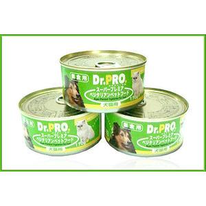 *WANG *【48罐入】 日本DR.PRO˙犬貓機能性健康素食罐頭170g //補貨中