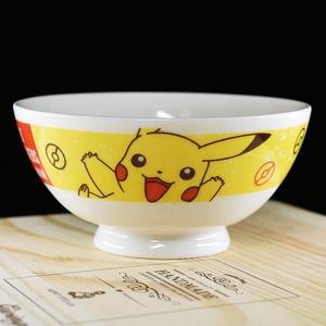 皮卡丘 神奇寶貝 瓷碗 茶碗 微波OK 日本製正版品
