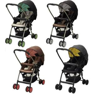★優兒房☆ Aprica 超輕量雙向平躺型嬰幼兒手推車 Karoon Plus 669
