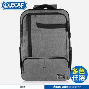 LECAF 後背包 電腦包 休閒包 雙肩包 3102 得意時袋