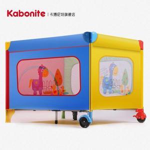 嬰兒床嬰兒床新生兒床多功能兒童床帶蚊帳bb床便攜式可摺疊寶寶床遊戲床 小明同學NMS