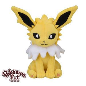 雷伊布 雷精靈 絨毛玩偶 娃娃 Pokemon Fit 寶可夢 神奇寶貝 日本正品 該該貝比日本精品 ☆