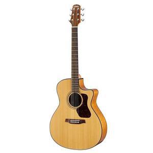 【金聲樂器廣場】Walden CG570CE 面單板 民謠 電木吉他