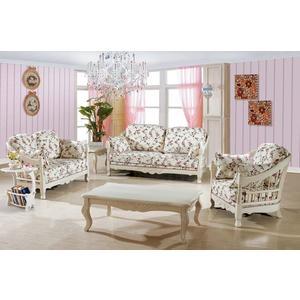 【大熊傢俱】A06 玫瑰系列 歐式  皮沙發 布沙發  多件沙發組 美式皮沙發