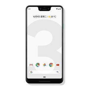 全新未拆封 含谷歌原廠耳機Google Pixel 3 XL 128G G013C超班相機 全球通用LTE 保固一年