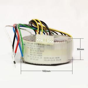 ANV【環型變壓器】音響擴大機專用**雙電壓**120VAC 30V CT 30V 21.5VCT21.5V一個