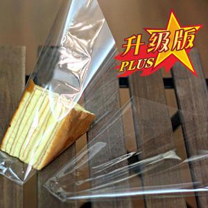 100入 三明治袋 三角三明治透明袋 包裝袋【D025】吐司袋 麵包袋 塑膠袋 糖果餅乾袋 蛋糕袋 點心袋
