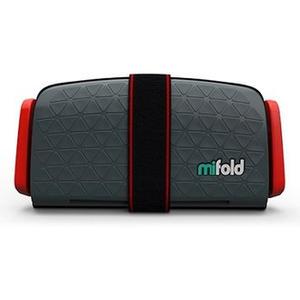 mifold 隨身安全座椅-深灰
