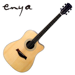 ★Enya★嚴選ED-40木吉他(斑馬木側背板)~加碼附贈四好禮
