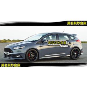 莫名其妙倉庫【CG060 MK3.5 ST 大包】 New Focus MK3.5 精品空力套件 2015 新款不含尾管