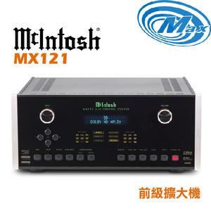《麥士音響》 McIntosh 前級擴大機 MX121
