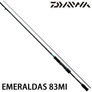 漁拓釣具 DAIWA EMERALDAS 83MI (軟絲竿)