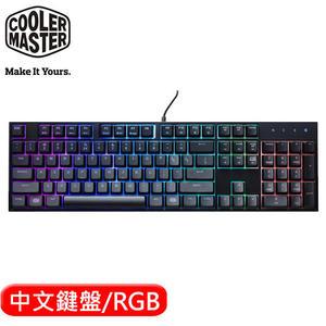 Cooler Master MasterKeys Lite L RGB 電競鍵盤