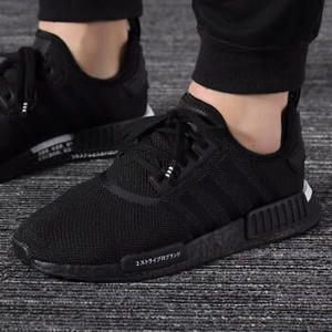 Adidas NMD R1 Japan Black 全黑 日文 男鞋 輕量 百搭 BD7754