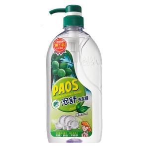 泡舒綠茶洗潔精(洗碗精)-1000cc/瓶