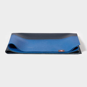 Manduka Travel Mat 天然橡膠旅行用瑜珈墊 1.5mm Midnight Stripe