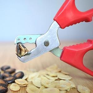不銹鋼瓜子鉗剝殼器家用磕葵花籽工具剝西瓜子神器南瓜子堅果夾子