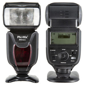 ◎相機專家◎ 現貨 送eneloop低自放電電池 Phottix Mitros+ TTL 閃光燈 for Nikon 群光公司貨