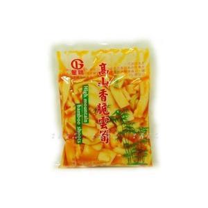 【吉嘉食品】高山香脆雲筍 1包400公克50元[#1]{CV09}