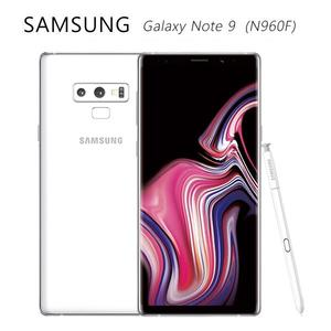 初雪白~三星 SAMSUNG Galaxy Note 9 (N960F) 6GB/128GB~送大螢膜霧面保護膜+犀牛盾防摔保護殼+無線充電盤