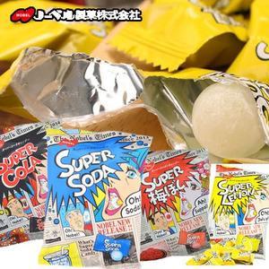 日本 NOBEL諾貝爾 SUPER 超級系列 88g 蘇打糖 檸檬糖 梅干糖 可樂糖 復刻版 糖果 日本糖果