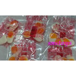 sns 古早味 懷舊零食 荷包蛋 QQ糖 軟糖 優格 小煎蛋(10包)