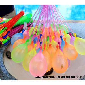 灌水神器  快速注水小水球 水彈 打水仗氣球灌水氣球 裝水炸彈【Mr.1688先生】