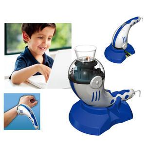 60倍掌上型顯微鏡(接電腦螢幕) EDU科學兒童幼兒教具玩具道具遊戲訓練實驗學習觀察鏡探索