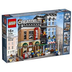 樂高Lego 【10246 偵探事務所】