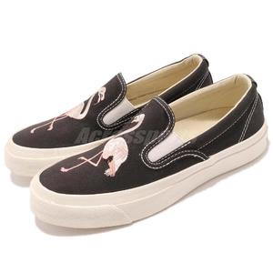 Converse Chuck Taylor All Star Deck Star 67 Slip 黑 粉紅 復古 紅鶴 帆布鞋 懶人鞋 男鞋 女鞋【PUMP306】 160488C