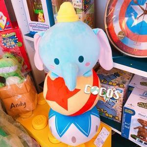 正版 迪士尼 TSUMTSUM疊疊樂 小飛象皮克斯唐老鴨 絨毛玩偶 娃娃 COCOS TY300