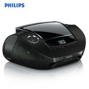 【音響達人商城】 PHILIPS飛利浦手提MP3/USB音響(AZ1837)