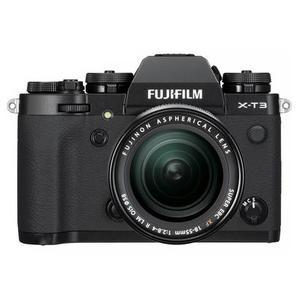 Fujifilm X-T3 Kit組 黑色〔含18-55mm 鏡頭〕平行輸入