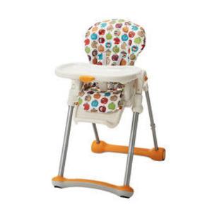 *babygo*Baby City娃娃城 - 可攜式3合1升降餐椅