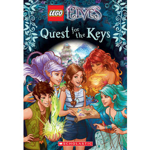 LEGO ELVES#1:QUEST FOR KEYS