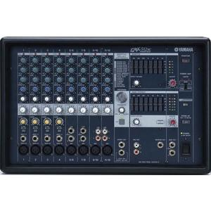 【金聲樂器廣場】 全新 YAMAHA EMX 512 SC 攜帶型混音500W擴大機