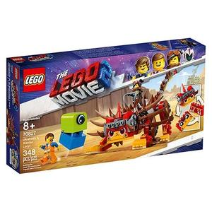 樂高積木 LEGO 2018《 LT70827 》樂高玩電影系列 - Ultrakatty & Warrior Lucy!╭★ JOYBUS玩具百貨