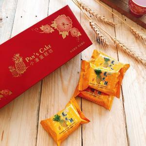 【小潘蛋糕坊】鳳凰酥禮盒 4盒