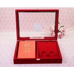 一定要幸福哦~~金飾盒精緻版出租區--男方訂婚12禮、結婚用品、喝茶禮
