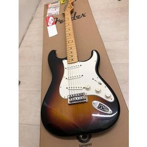 凱傑樂器 FENDER STANDARD SSS 電吉他 夕陽漸層色 公司貨 墨廠