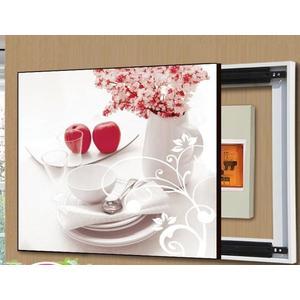 電表箱裝飾畫電源總電閘配電箱裝飾盒zg