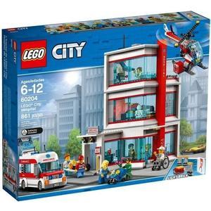 【LEGO樂高】CITY 城市醫院 #60204