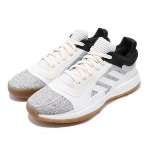 adidas 籃球鞋 Marquee Boost Low 白 黑 BOOST中底 John Wall 男鞋 運動鞋【PUMP306】 D96933