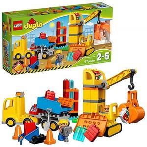 LEGO 樂高 10813 Duplo Town Big Construction Site Best Toy
