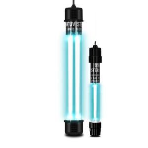 殺菌燈 魚缸殺菌燈紫外線UV燈潛水內置滅菌燈飛利浦魚池消毒除藻燈擋光板